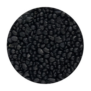 Seapora Betta Gravel - Black - 350 grams  (.77 lbs)