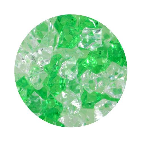 Aqua One Crystal Gems Acrylic Gravel -  Lucky Charm - 5 oz (.31 lbs)