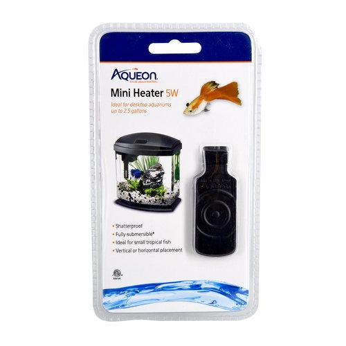 Aqueon Aquatic Flat (Betta / Small Aquarium) Heater