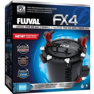 Fluval High Performance FX Series Canister Filter FX4