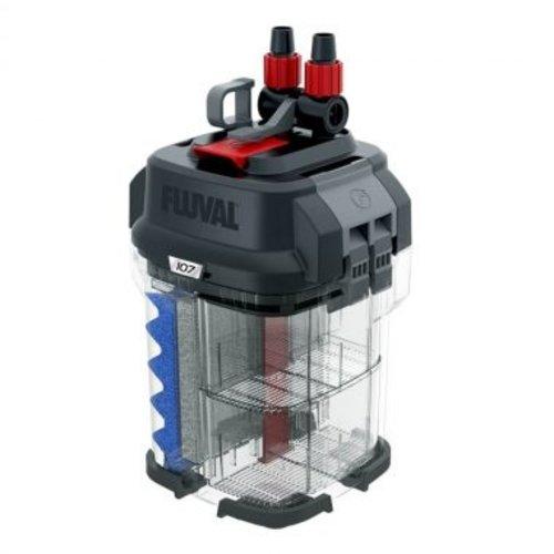 Fluval Performance Series Canister Filter 107 (10-30g)