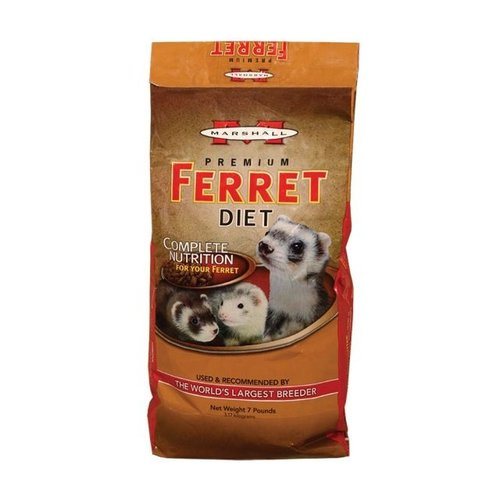 Marshall Pet Products Marshall Premium Ferret Diet