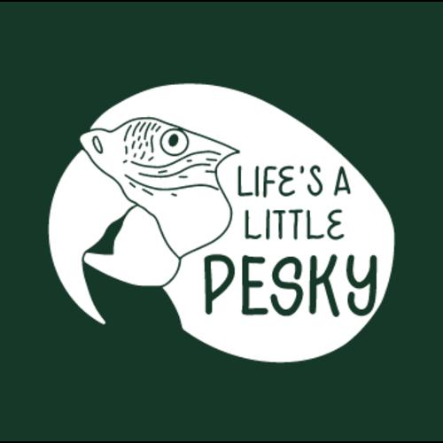"Hanes PC Customer Shirt ""Pesky"""