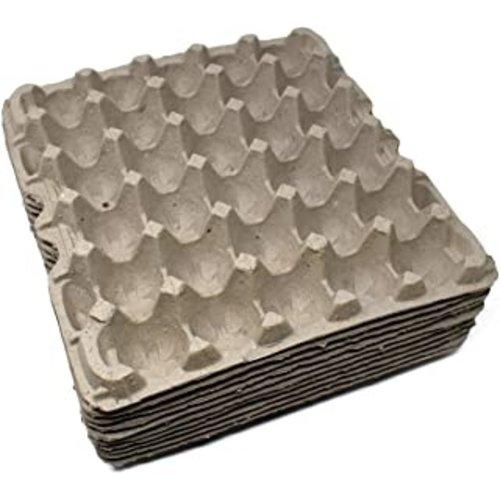 "Egg Boxes Paper Egg (Crate) Filler Flat (12""x12"")"
