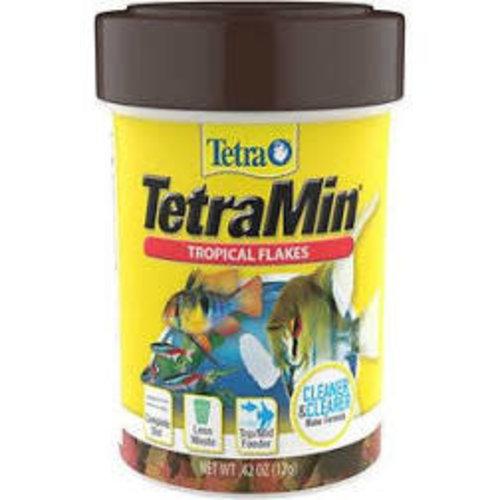 Tetra Tetramin Flakes .42oz / 85mL