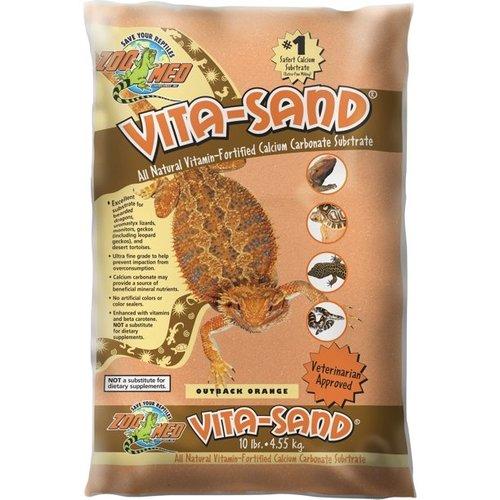Zoo Med Outback Orange Vita-Sand®