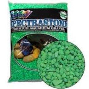 Estes Estes PermaGlo Gravel 5lbs Green
