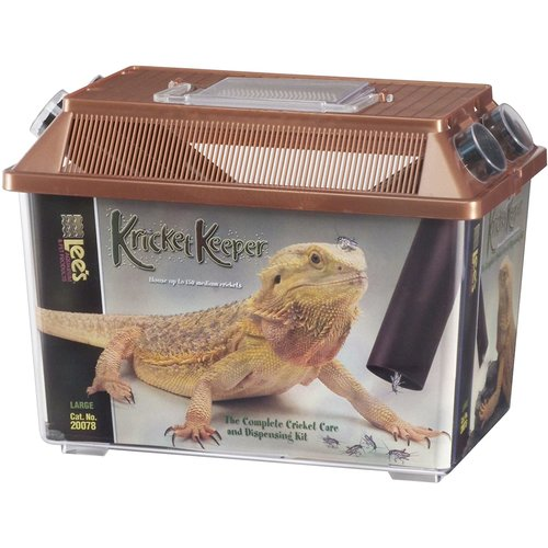 Lee's Pet Products Lee's Kricket Keeper LG