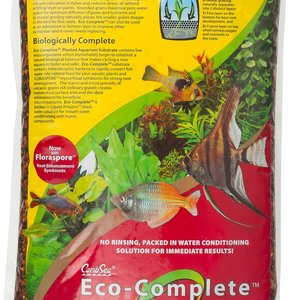 Caribsea, Inc. Caribsea Eco-Complete Red 20lbs