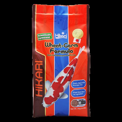 Hikari Medium Wheat Germ Koi Food