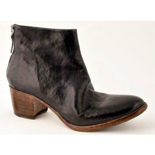 Preventi SKYLER handmade boots. Calf. Size 38. Black.