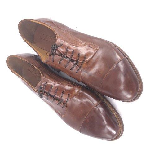 Lemargo Lemargo handmade footwear. Ribot. Cognac. Size 43