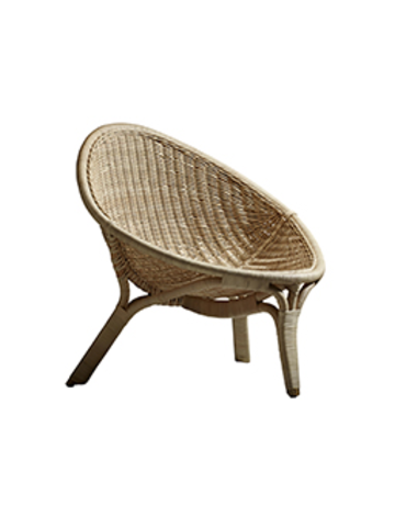 Icons RANA 3 Legged Chair - Natural