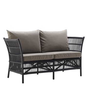 Originals Donatello 2 Seater, Matt Black<br />