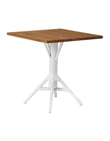 Affaire Nicole Cafe Table Base. White. <br />