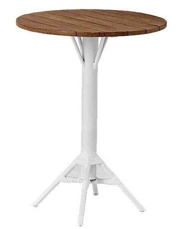 Affaire Nicole Bar Table White Base,<br />