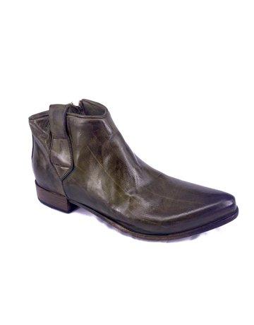 Lemargo Lemargo handmade footwear. Buffalo. Olive. Size 35