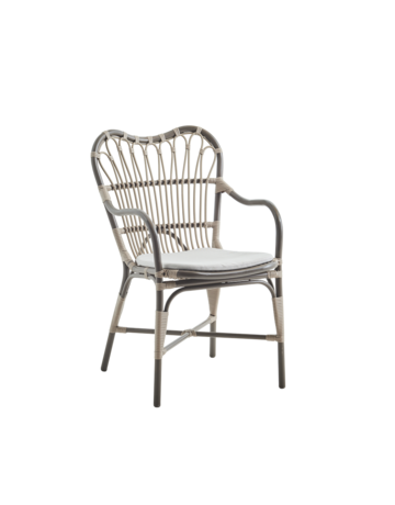 Exterior Margret Chair - Exterior - Moccachino