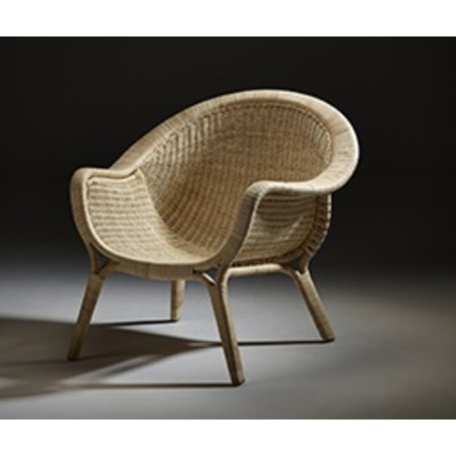 Icons Nanna Ditzel Madame Chair, Natural