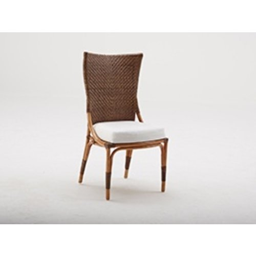 Originals Melody Chair without Armrest, Cherry-Excludes Cushion