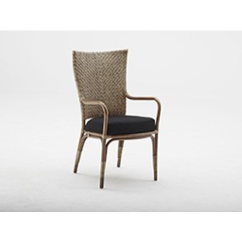 Originals Melody Chair with Armrest, Antique-Excludes Cushion