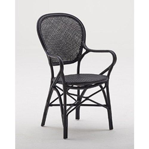 Originals Rossini Chair, Matt Black<br />-Excludes Cushion