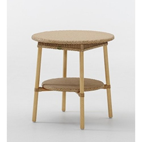 Loom Cafe Table ø 60cm, Natural