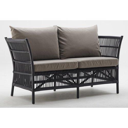 Originals Donatello 2 Seater, Matt Black<br />-Excludes Cushion