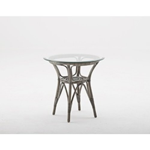 Originals Side Table Round, Taupe - excluding glass. [add 60cm P9060]
