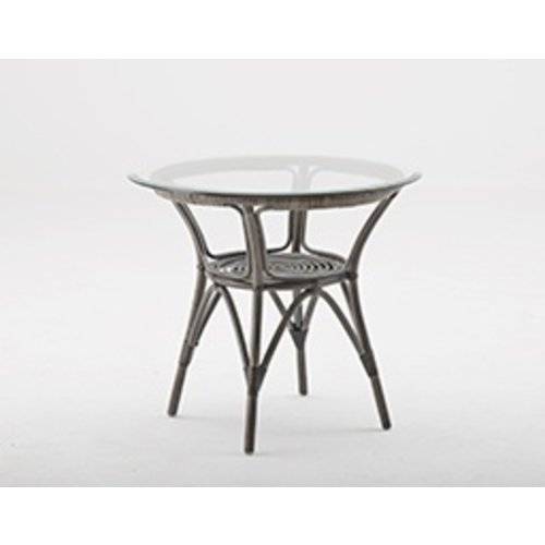 Originals Cafe Table, Taupe - excluding glass. [add 80cm P9080 or 100cm P9002]