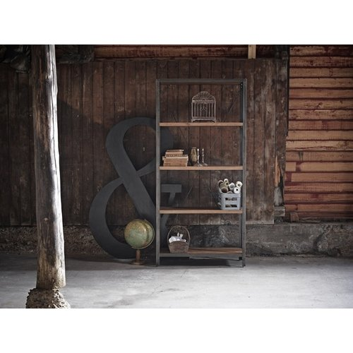 Teak Shelly 5 - Shelves, Reclaimed Teak