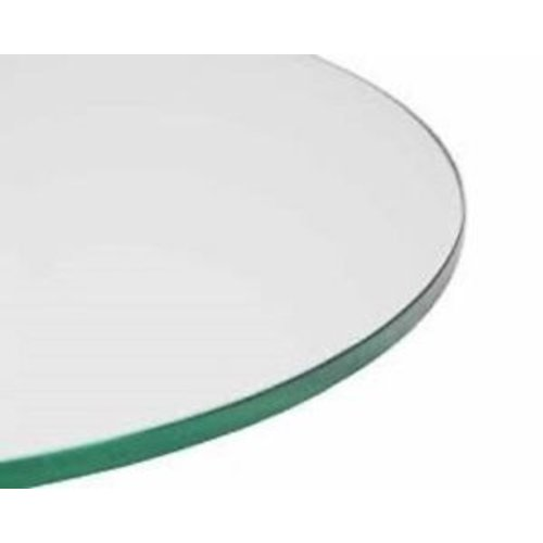 Round Glass Top - 80cm 6 mm