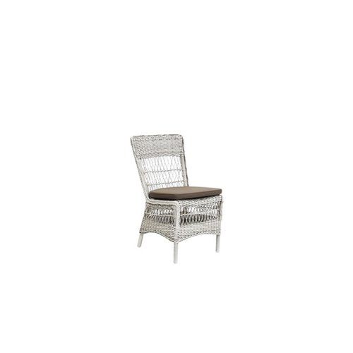 Marie Chair without Armrest, Vintage White<br />