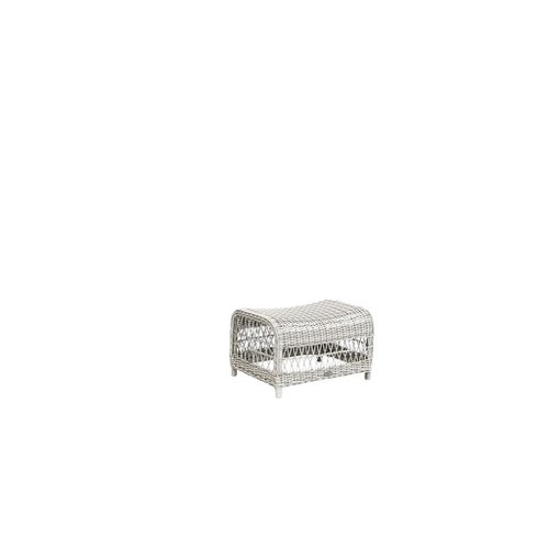 Dawn Footstool, Ashwood White<br />