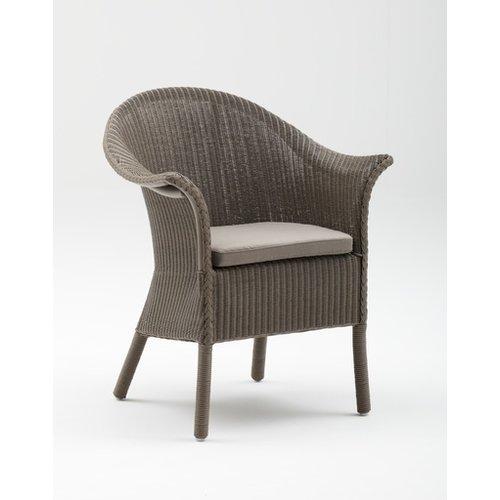 Classic Chair Cushion, CY108, Taupe