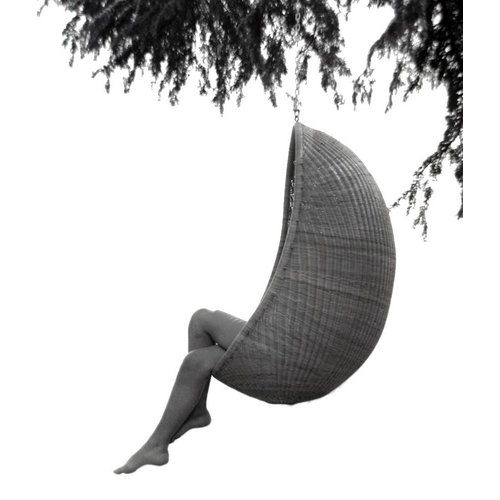 Exterior Hanging Egg Chair. Exterior. ArtFibre. Excludes chain (999 SIN). Excludes cushion(ND-75CY).