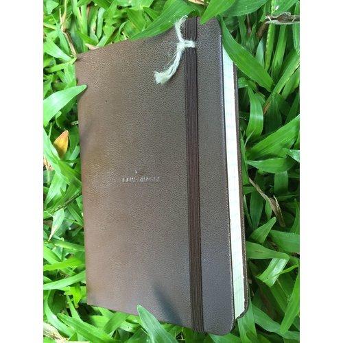 Campomaggi Small Notebook Refill. Neutro