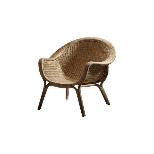Icons Nanna Ditzel Madame Chair, Matt Black