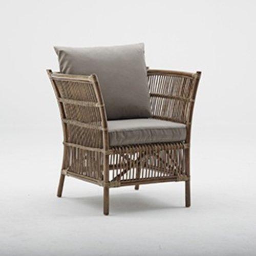 Originals Donatello Chair Cushion, C108, Taupe