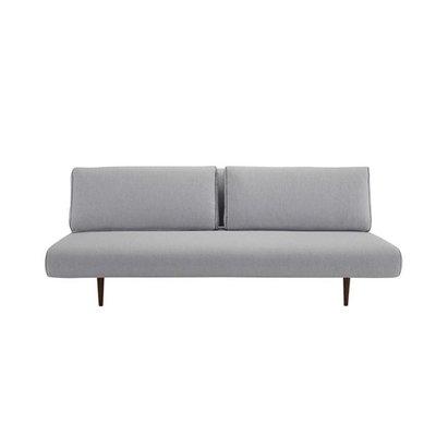 Innovations Living Unfurl Lounger Sofa in Elegance Light Grey