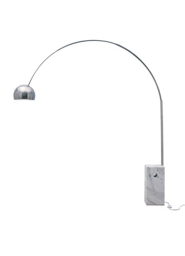 Nuevo Living CORA FLOOR LAMP, WHITE
