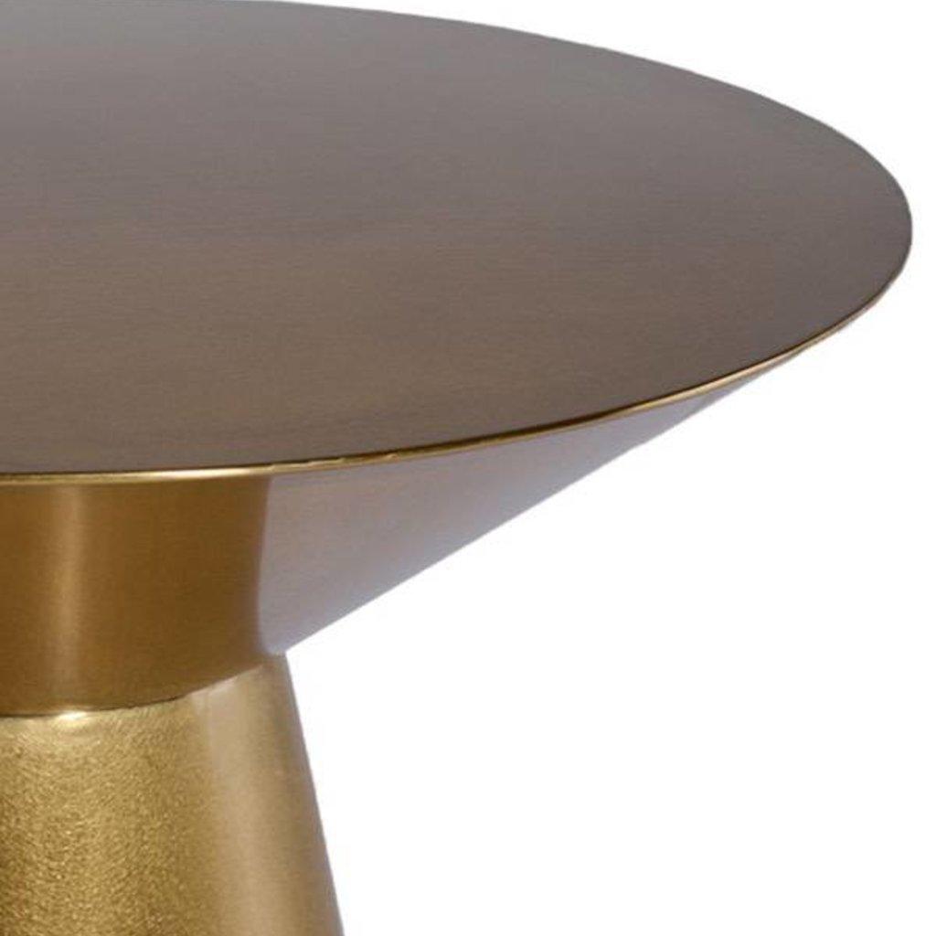 Nuevo Living Owen Side Table Gold