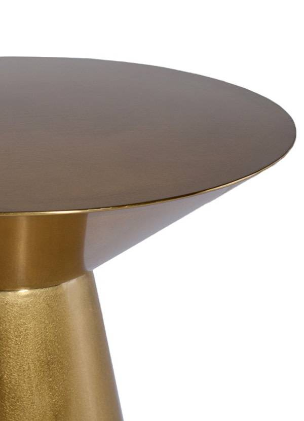 Nuevo Living OWEN SIDE TABLE GOLD