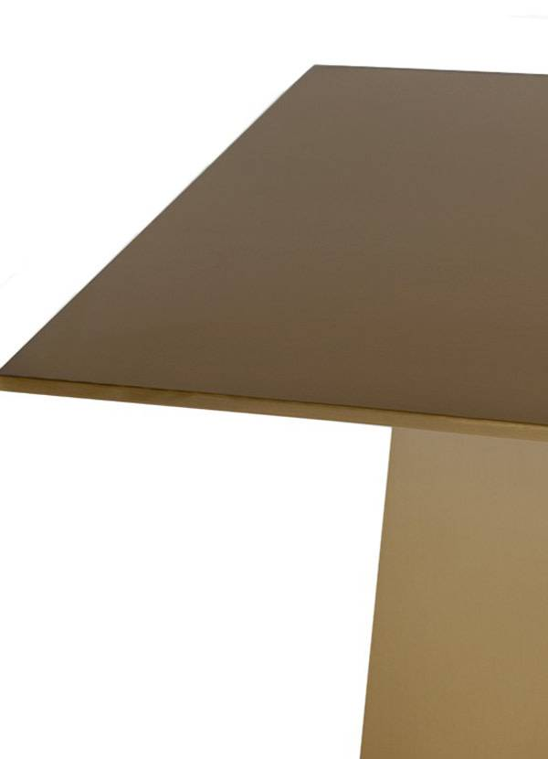 Nuevo Living LIAM SIDE TABLE GOLD