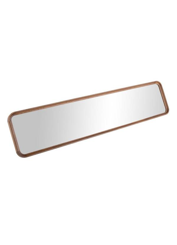 Nuevo Living DISTRIKT MIRROR SMOKED OAK