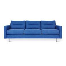 Gus Modern Logan Sofa (Stainless Base)