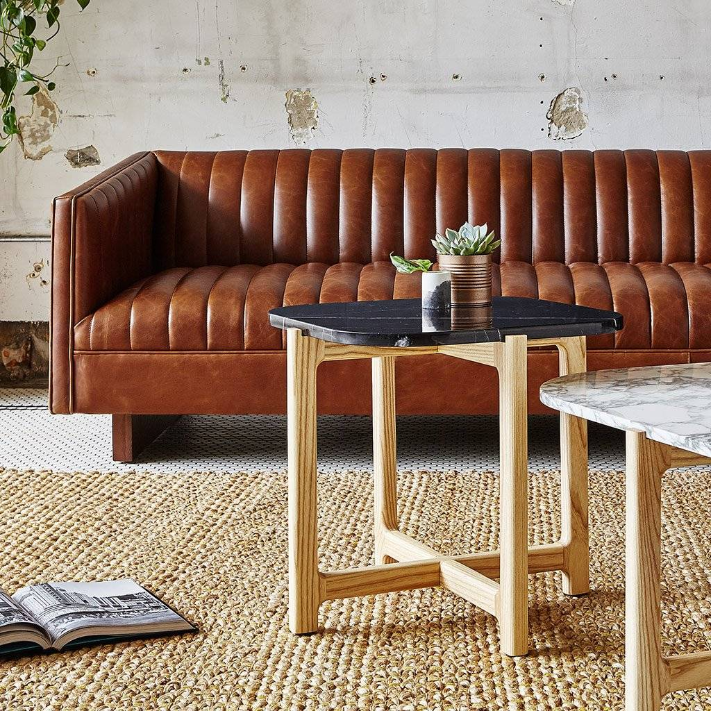 Gus Modern Wallace Sofa Leather