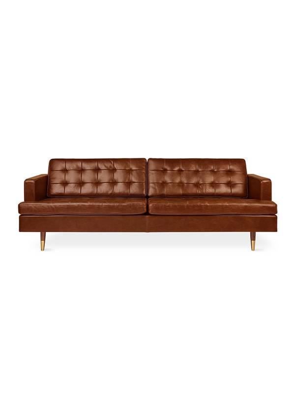 Gus Modern Archer Sofa  Leather