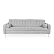Gus Modern Spencer Sofa (Stainless Base)