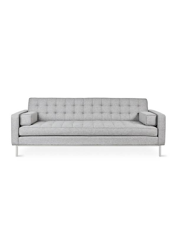 Gus Modern Spencer Sofa (Stainless Base)